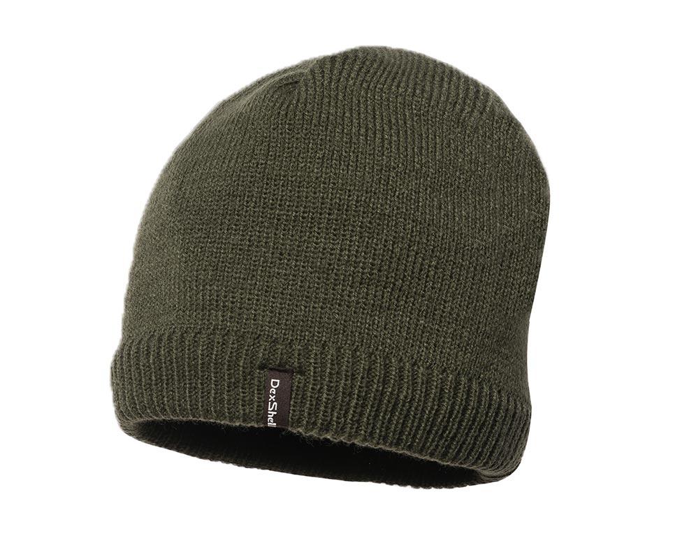 DexShell czapka Beanie Solo (K: Olive Green)