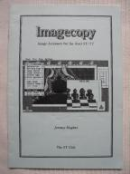 ATARI ST IMAGECOPY instrukcja