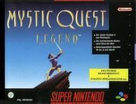 Gra SNES Super Nintendo Mystic Quest Legend