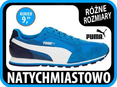 BUTY PUMA ST RUNNER NL GEOMETRY 36013001