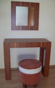 Toaletka Lustro Puf Vox Modern 6134148588 Oficjalne Archiwum