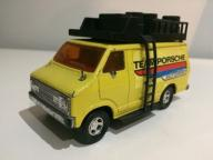Dodge Van 1779 Matchbox Super Kings TEAM PORSCHE