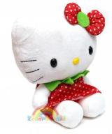 Hello Kitty duża maskotka 25cm