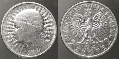 1196. Polska, 2 zł. 1932 r.