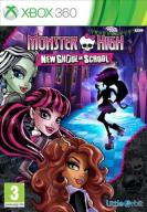 Monster High New Ghoul in School Xbox 360  24h