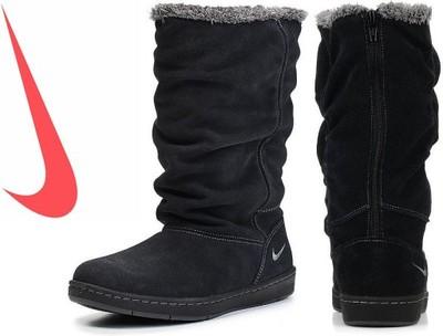 Nike Kozaki damskie WMNS SNEAKER HOODIE (366449 009) Ceny