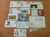 Koperty Świat z Papieżem MIX BCM!! (17)