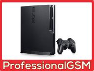 Konsola PS3 320GB Sony PlayStation 3 Slim + 2x pad