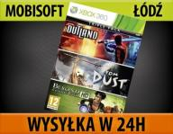 3 GRY: OUTLAND/  FROM DUST/ BEYOND XBOX WYS24 ŁÓDŹ