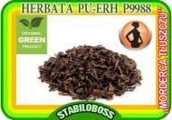 Herbata Pu-erh CZERWONA morderca tłuszczu 50 g