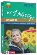 Litewski w 1 miesiąc + CD dla początkujących