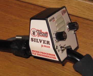 Tesoro Silver Umax Wykrywacz Metali Czarny 6048008319 Oficjalne Archiwum Allegro