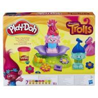 Play Doh Salon fryzjerski Trolli