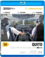 PilotsEYE.tv | QUITO | MD-11 F || Blu-ray Disc ||
