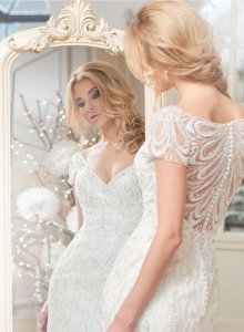 Suknia ślubna Justin Alexander 8846