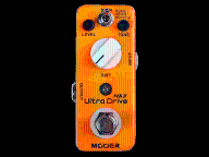 MOOER MDS-6 Ultra Drive II Distortion Pedal
