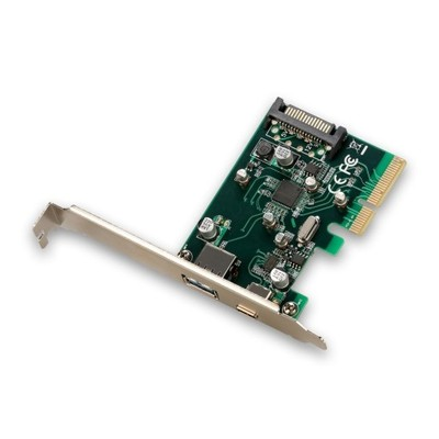 I-TEC Adapter PCI-E USB 1xUSB-A/1xUSB-C/1xSATA