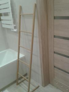 Drabinka Dębowa Wieszak Na Ręczniki Do łazienki 5906723180