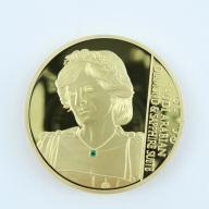 Księżna DIANA 2012 - cert. LUSTRO -Swarovski -B330