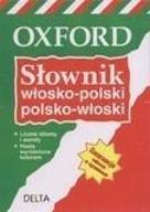 Słownik włosko-polski polsko-włoski Oxford