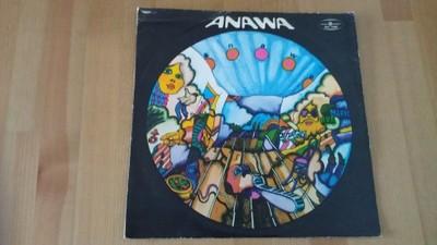 ANAWA - Pawluśkiewicz - Zaucha - 1973 LP