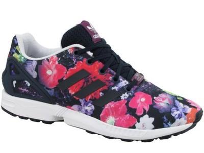 adidasy damskie w kwiaty