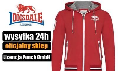 Kurtka wiosenna Lonsdale London Classic Punch XXL