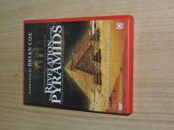 FILM DVD THE REVELATION OF THEPYRAMIDS  j. ang