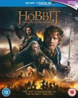 THE HOBBIT: THE BATTLE OF THE FIVE ARMIES 2XBLURAY