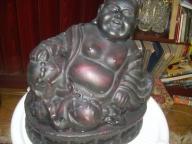 Figurka ceramiczna BUDDA