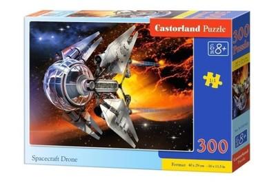 PUZZLE 300 SPACECRAFT DONE CASTOR, CASTORLAND