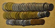 Finlandia - 72 monety mało powtórek - BCM