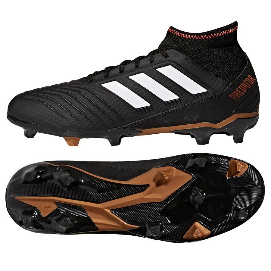 Buty adidas Predator 18.3 FG CP9301 43 13 czarny