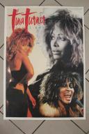 Oryginalny plakat Tina Turner 1987 86 cm x 61 cm
