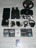 NINTENDO GAMECUBE+PS2+UNIKAT ETERNITY DARKNESS