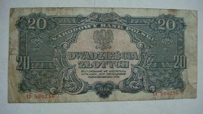 20 zł.1944 WE