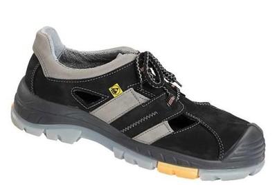 Sandały robocze z podnoskiem 701 PPO 39-47 JAKOŚĆ!