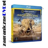 Wielkie Migracje [2 Blu-ray] Great Migrations /NG/