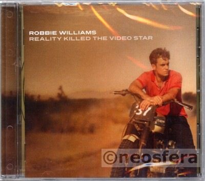 (CD) ROBBIE WILLIAMS - reality killed the video