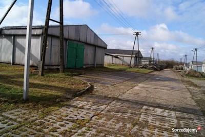 6 ha ziemi + 9600 m2 pomieszczeń LUBLIN