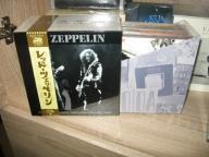 LED ZEPPELIN (YES, GENESIS, DEEP PURPLE) BOX JAPAN