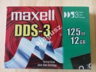 Kasety DDS-3 Maxell
