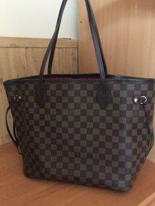 6a7c36220bd59 Torba Louis Vuitton Neverfull Damier Ebene MM - 6542410556 ...