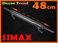 destylator szklany, chłodnica szkło SIMAX-a keg 48
