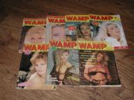7 x WAMP 1995-1997 ... Pikantny Magazyn Koneserow