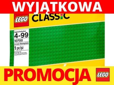 Lego Classic 10700 Zielona Płyta Konstrukcyjna 6258246317