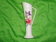 Porcelanowy śliczny wazonik Bavaria