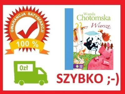 Wiersze Wanda Chotomska Ser Wanda Chotomska 5622643027