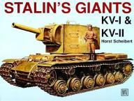 HORST SCHEIBERT STALINS GIANTS KVI KVII KV-I and K