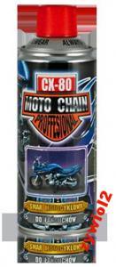 MOTO CHAIN 400ml MOTOCYKLE CX80